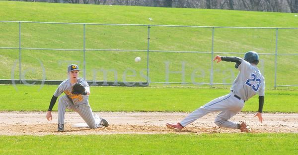 Upper Merion plays Bensalem in Baseball