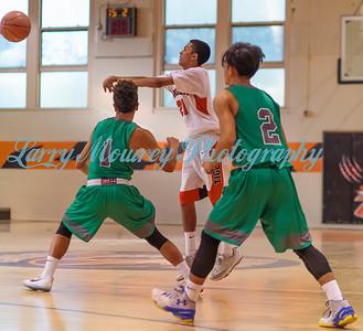 Boys Basketball 2016-17