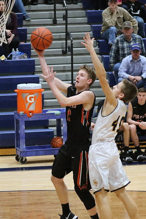 19 Boys Basketball:  Wheelersburg at South Point 2018