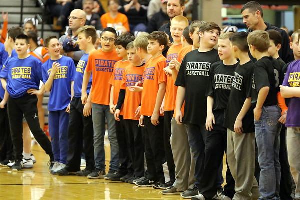 5th and 6th Grade Boys Basketball 2018