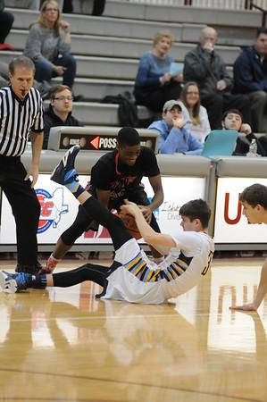 Germantown Academy boys basketball takes on Springside Chestnut Hill Academy
