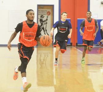 PW's Basketball Practice