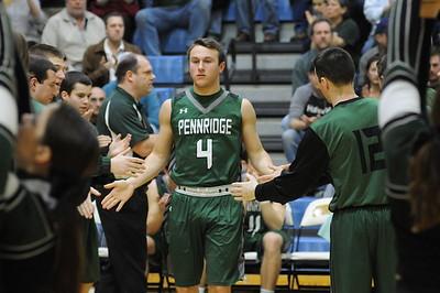 Plymouth Whitemarsh boys basketball defeats Penn Ridge