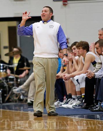 HIGH SCHOOL BASKETBALL: Elkhart Christian at Fairfield
