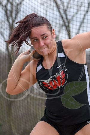 Lakota West Track (Clash of Titans at Sycamore HS 4.6.19)