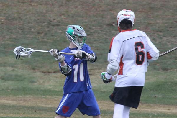Boys' JV Lacrosse vs. Kimball Union | April 25