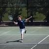 JV Tennis vs Canterbury