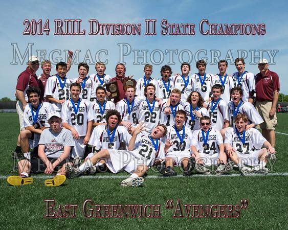 06/01/14 RIIL Div II Champions - E Greenwich Team