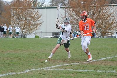 Methacton boys lacrosse hosts Perk Valley