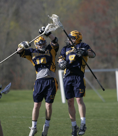 Boys Lacrosse; Unionville High School