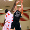 3-5-14  ---  Boys sectionals between Western and West Lafayette HS. -- <br /> KT photo   Tim Bath