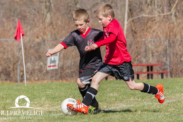 Boys Soccer 2015