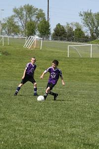 Boys Soccer Spring 2008