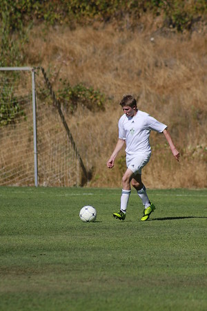 2012 Varsity Soccer