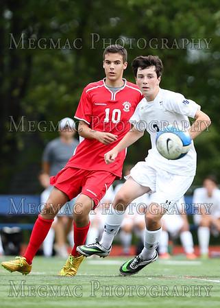 Boys Soccer - 2014