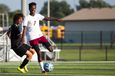 during the match between Cascade and Danville at Danville High School in Danville,IN. (Jeff Brown/Flyer Photo)