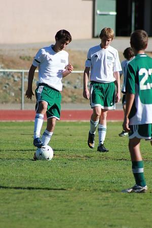 2011 JV Soccer