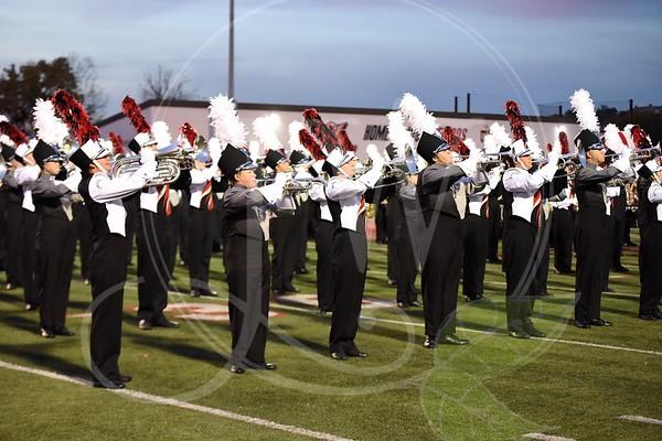 Lakota West/East Game - Band Performances (10.28.16)