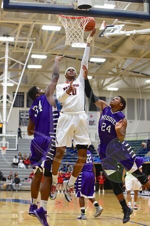 Wayne HS Boys Basketball vs. Middletown 12.27.14