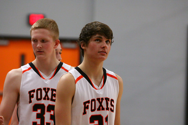 Boys basketball V Central Catholic