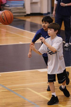 Boys Basketball - Winter '09-'10