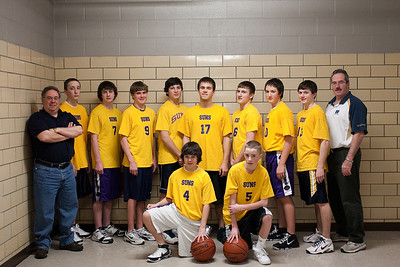 Suns Team Picture