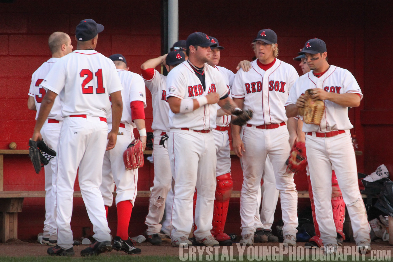 Brantford Red Sox August 15, 2009