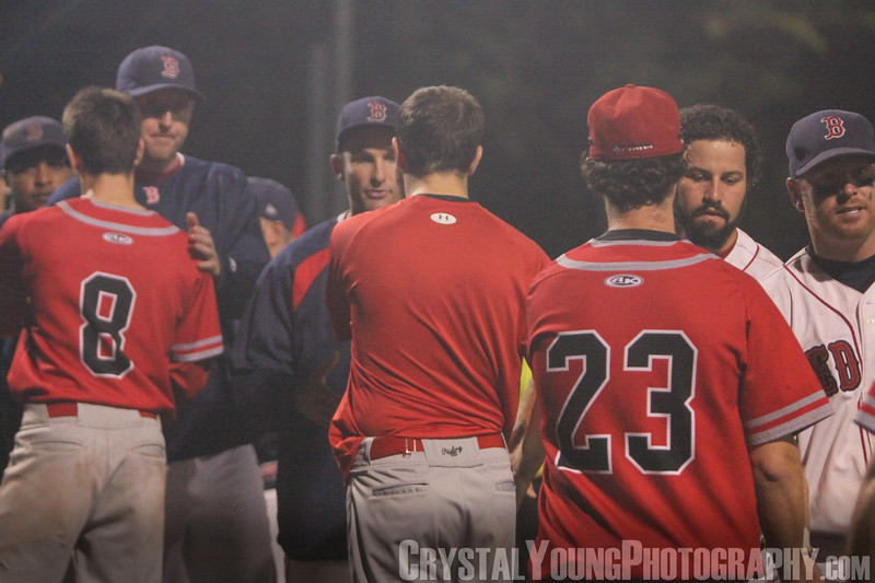 Ottawa Fat Cats at Brantford Red Sox IBL Playoffs, Finals Game 5 September 8, 2011