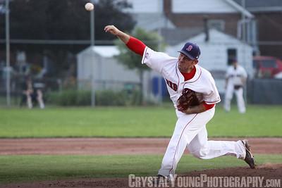Burlington Twins at Brantford Red Sox June 20, 2012