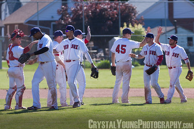 Toronto Maple Leafs at Brantford Red Sox May 25, 2013