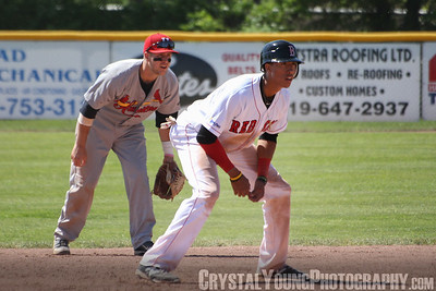 Hamilton Cardinals at Brantford Red Sox May 31, 2014