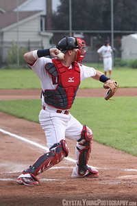Hamilton Cardinals at Brantford Red Sox June 11, 2014