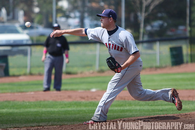 Brantford Red Sox at Hamilton Cardinals May 10, 2015