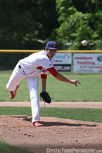 Kitchener Panthers at Brantford Red Sox May 23, 2015