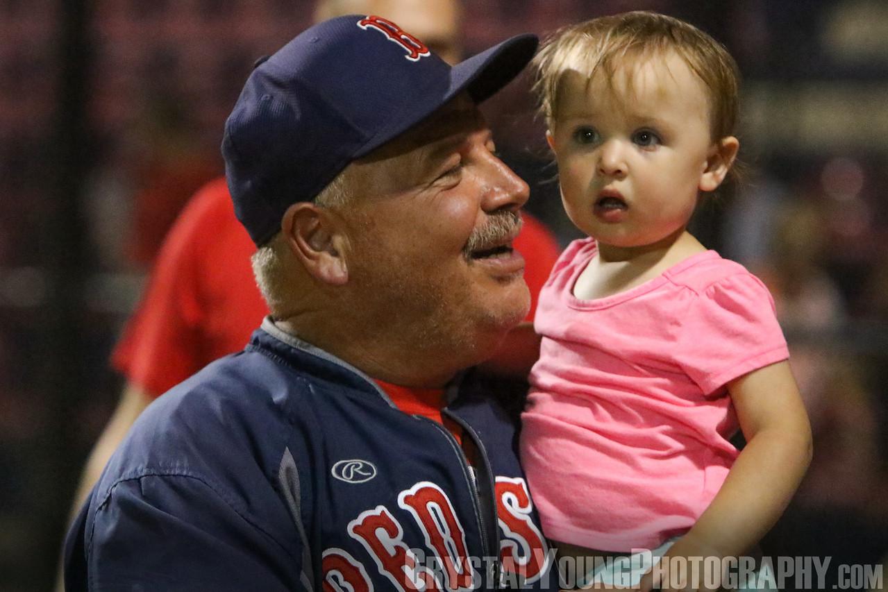 London Majors at Brantford Red Sox July 13, 2016