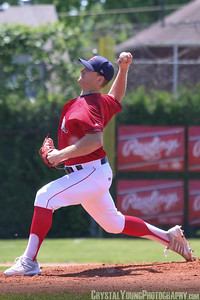 Hamilton Cardinals at Brantford Red Sox Family Fun Day June 11, 2016