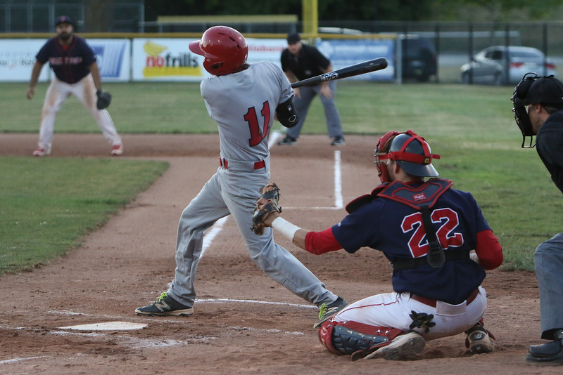 "Hamilton Cardinals at Brantford Red Sox ""Dog Days of Summer"" Night"