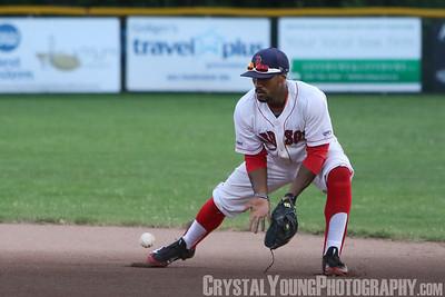Guelph Royals at Brantford Red Sox July 27, 2016