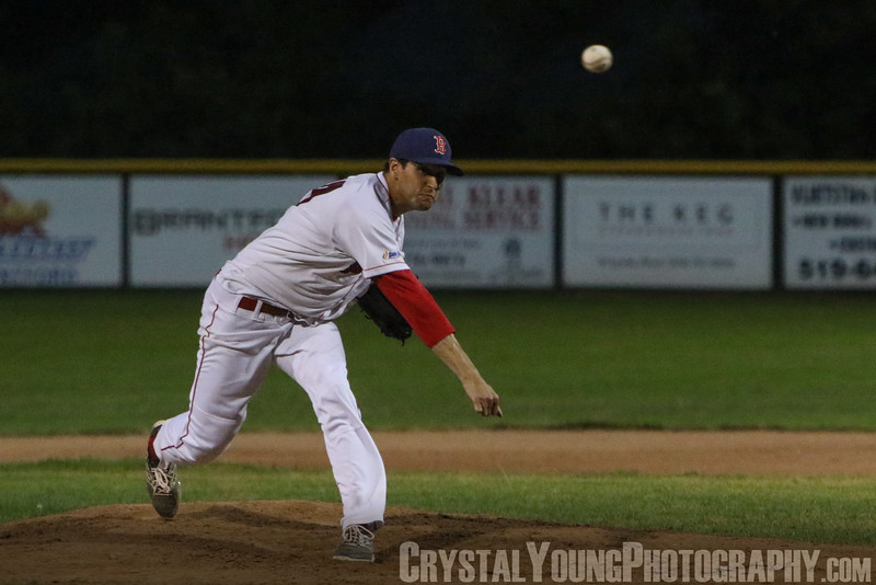 Guelph Royals at Brantford Red Sox July 27, 2016