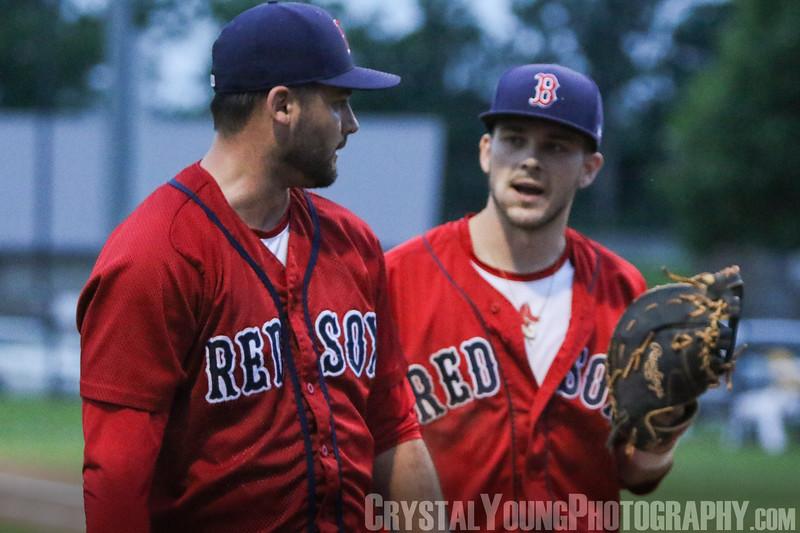 Burlington Herd at Brantford Red Sox June 30, 2017