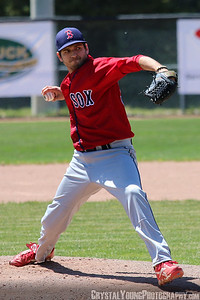 Brantford Red Sox at Barrie Baycats May 20, 2017