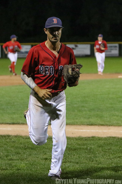 Hamilton Cardinals at Brantford Red Sox July 29, 2017