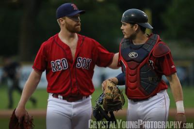 Burlington Herd at Brantford Red Sox June 9, 2017