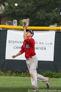 Brantford Red Sox at Kitchener Panthers July 23, 2017
