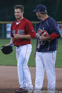 Kitchener Panthers at Brantford Red Sox July 8, 2017