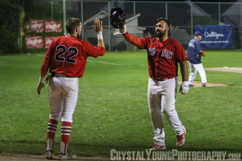 Kitchener Panthers at Brantford Red Sox July 8, 2017