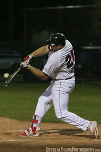 Kitchener Panthers at Brantford Red Sox June 14, 2017
