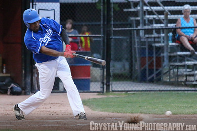 Guelph Royals at Brantford Red Sox June 16, 2017