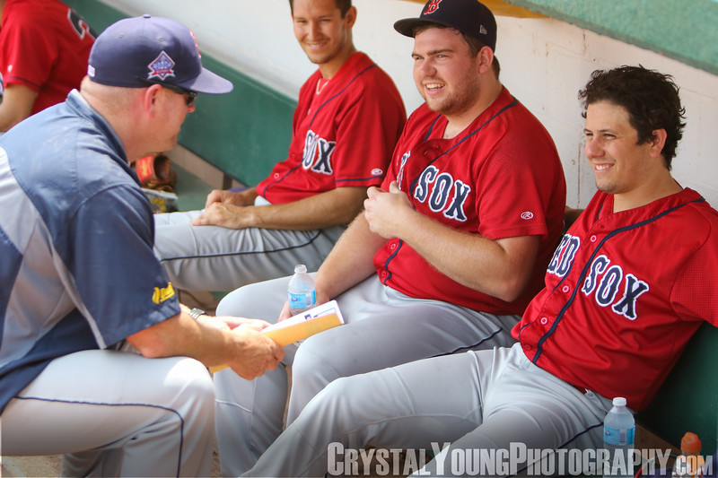 Brantford Red Sox at London Majors <br /> Pack the Park Day<br /> June 17, 2018