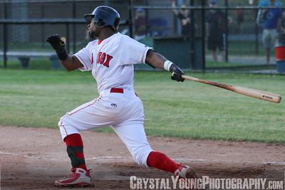 Brantford Red Sox vs. Barrie Baycats June 15, 2018